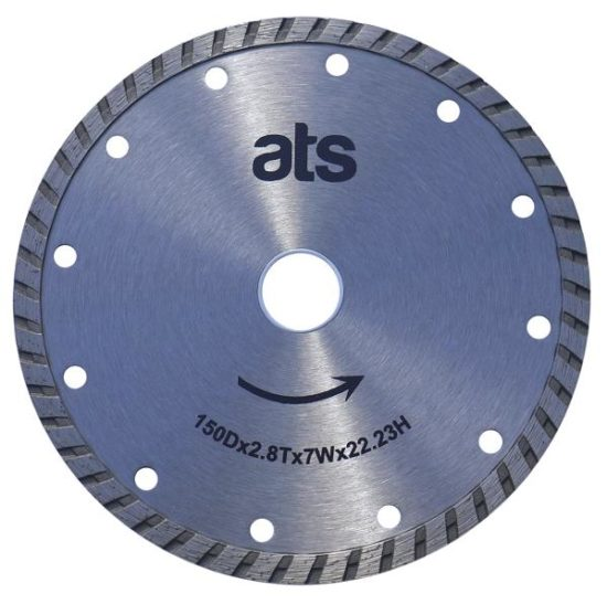 Bushboard M Stone or Max Top quartz diamond blade