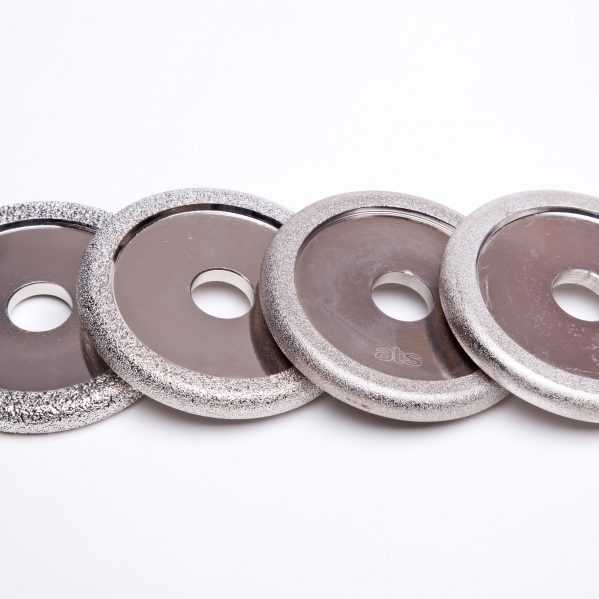 stone drainer polishing wheels
