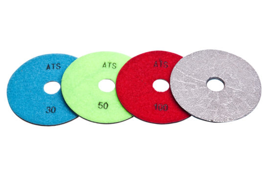 concrete grinder discs