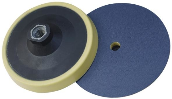 125mm Moss Type Backing Pad for Silicon Carbide Discs