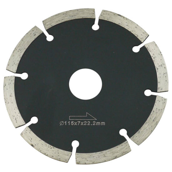 diamond granite brick concrete cutting blade