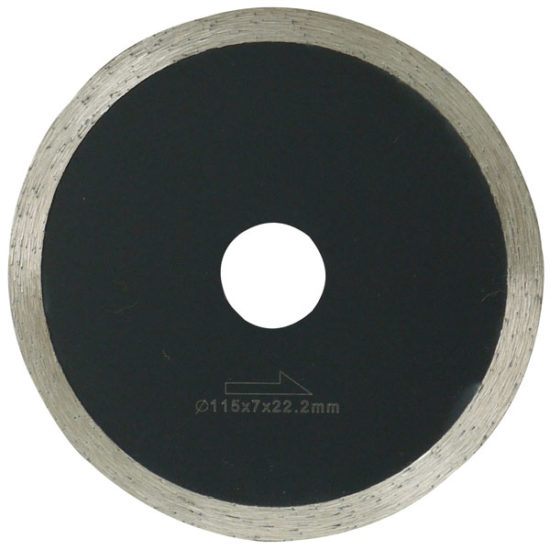 diamond stone cutting blade
