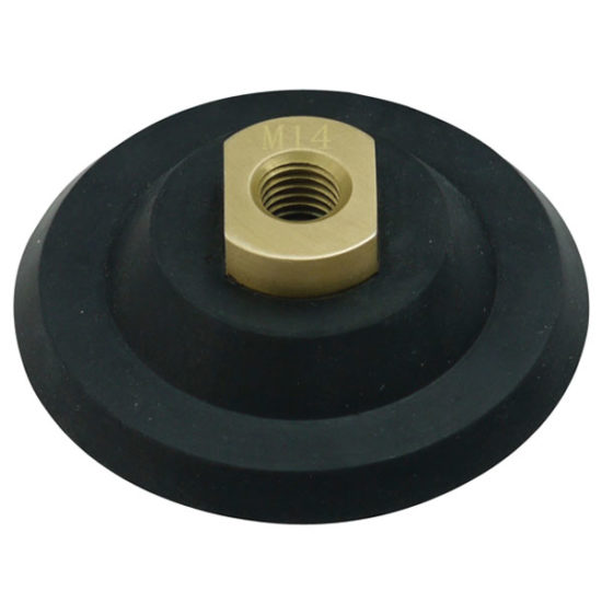 Rubber Velcro Backing Pad M14