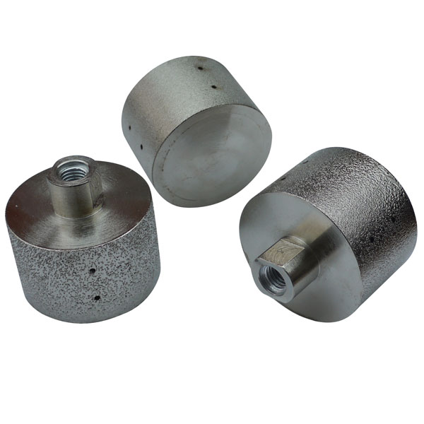 vacuum brazed zero tolerance drums