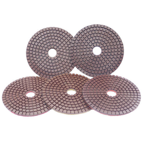 Copper Bonded Diamond Polishing Pads