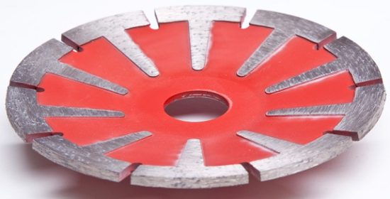 granite cutting blade