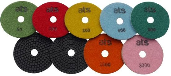Premium Wet Diamond Polishing Pads