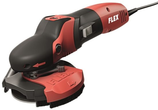 Flex SE 14 2 125 SET Dry Variable Speed Polisher with Dust Extraction