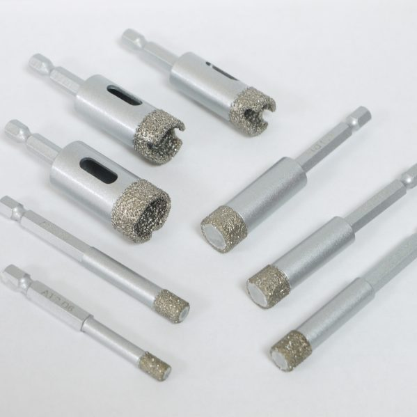 porcelain diamond drill bits