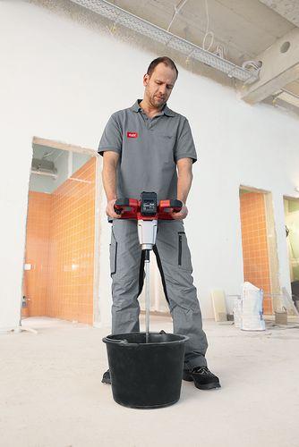 concrete FLEX power tool